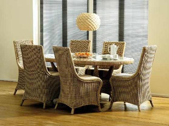 Cane Industries Amalfi Dining Range