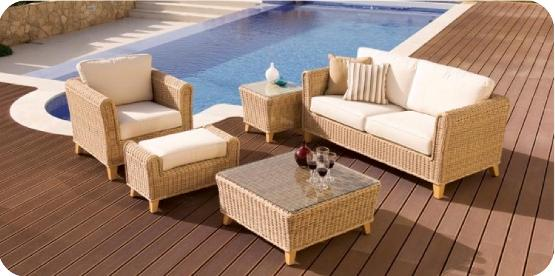 Dark Outdoor Furniture