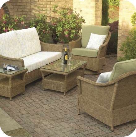 Daro Lyon Lounging Outdoor Range