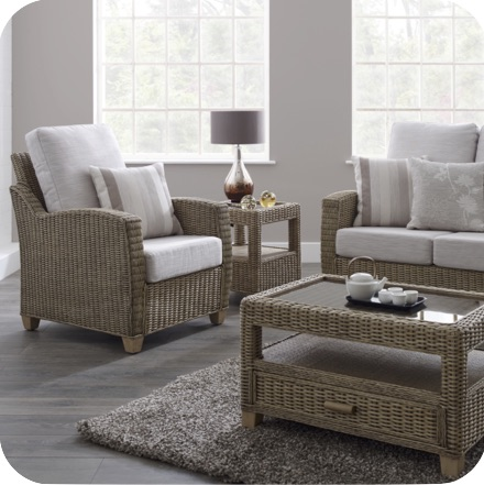 Cane Industries Norfolk Rattan Range