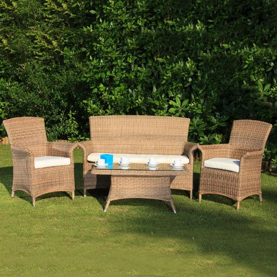 Exclusive Outdoor Tuscany Lounging Range