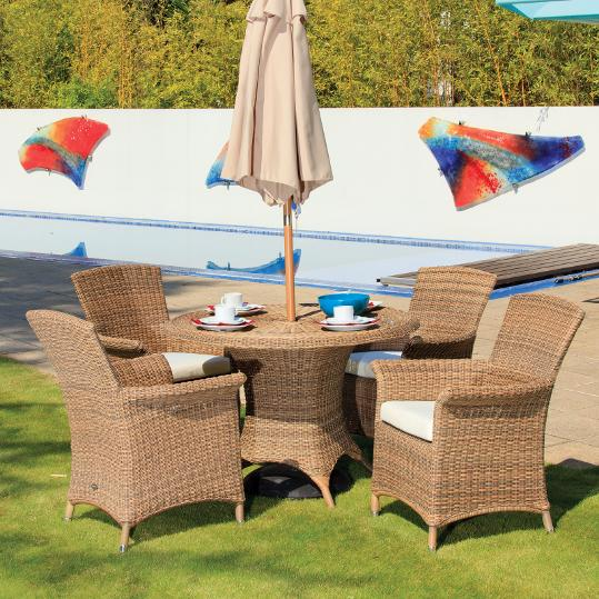 Exclusive Outdoor Tuscany Dining Range