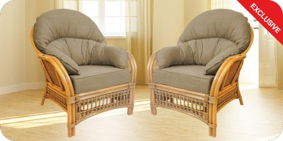 Sadona Antique Wash Pair of Chairs