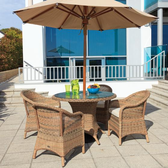 Exclusive Outdoor Milan Dining Range