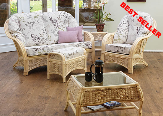 Click to View Daro Worcester Rattan Range