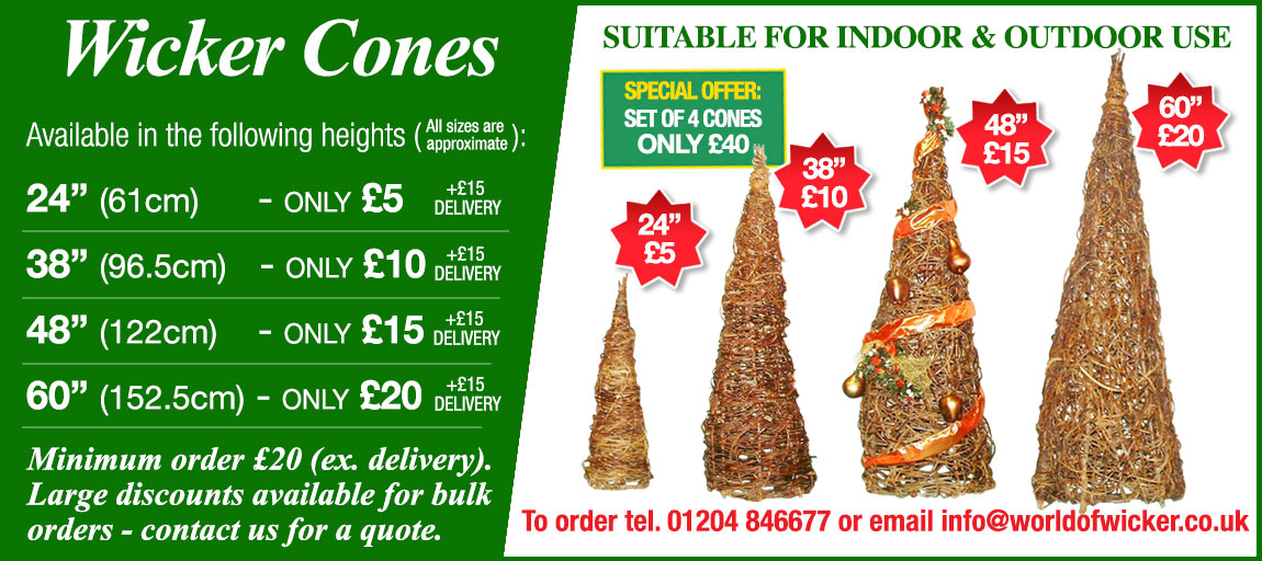 Christmas Cones Special Offer