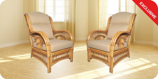 Click to view the Florence Two Chair Set
